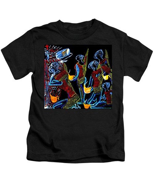 Dinka Wise Virgins Kids T-Shirt