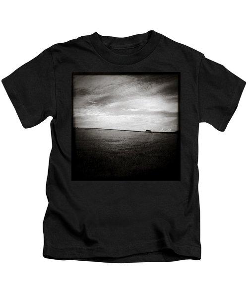 Distant Trees Kids T-Shirt