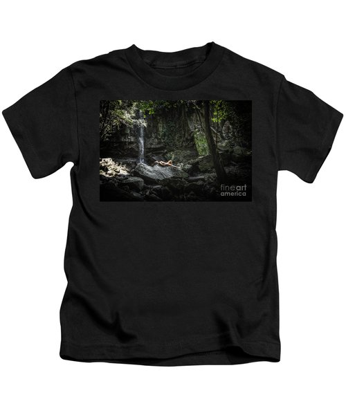 Do You Believe In Faeries Kids T-Shirt