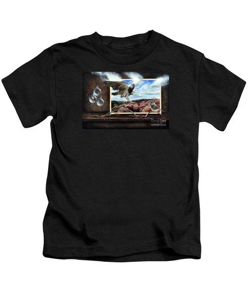 Don't Breathe  Kids T-Shirt