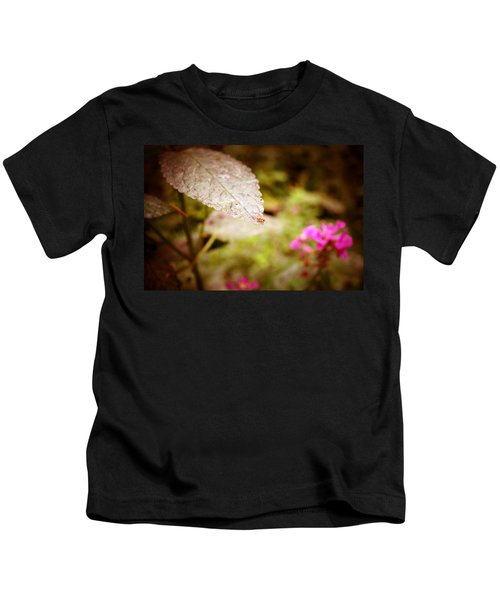 Don't Look Down Kids T-Shirt