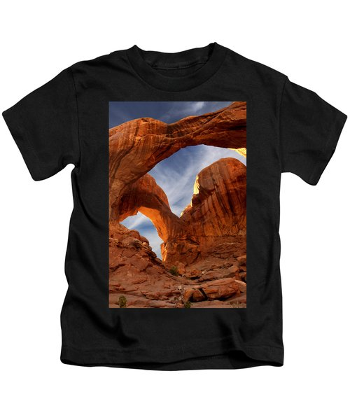 Double Arch - Utah Kids T-Shirt