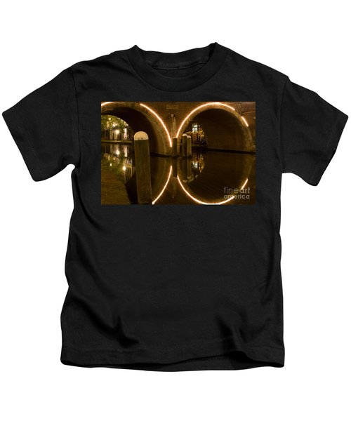 Double Tunnel Kids T-Shirt