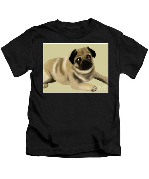 Doug The Pug Kids T-Shirt