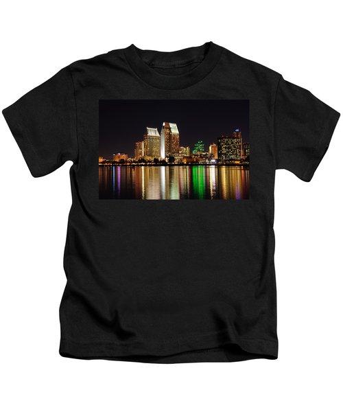 Downtown San Diego Kids T-Shirt