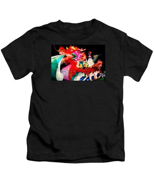 Dragon Float Kids T-Shirt