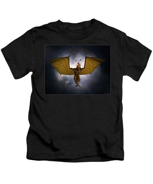 Dragon Rider Kids T-Shirt