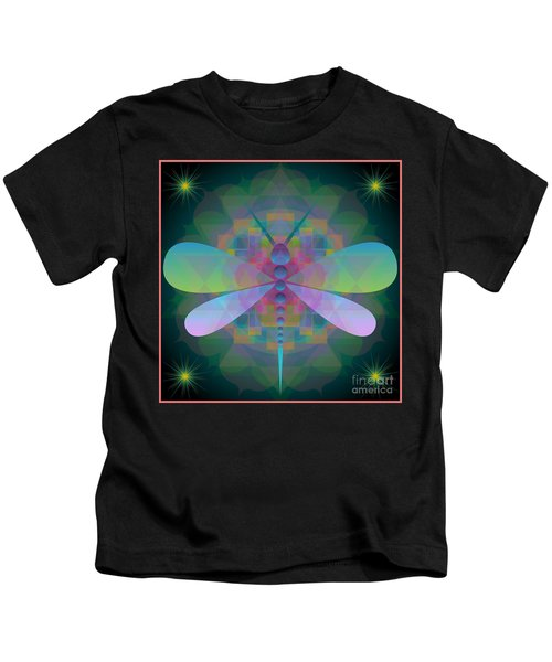 Dragonfly 2013 Kids T-Shirt