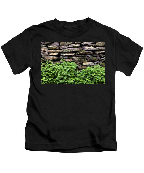 Dry Stone Wall  Kids T-Shirt