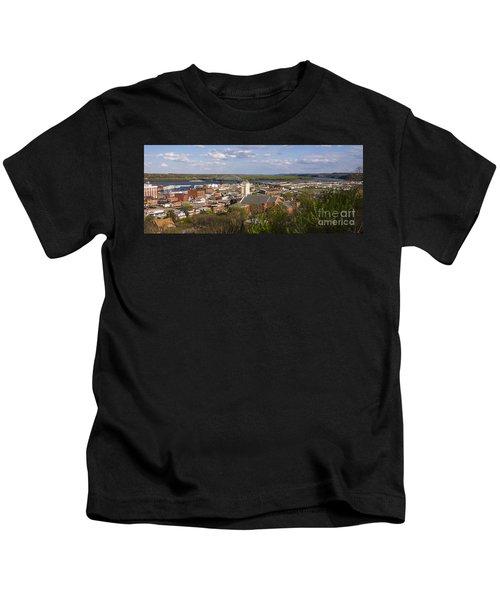 Dubuque Iowa Kids T-Shirt