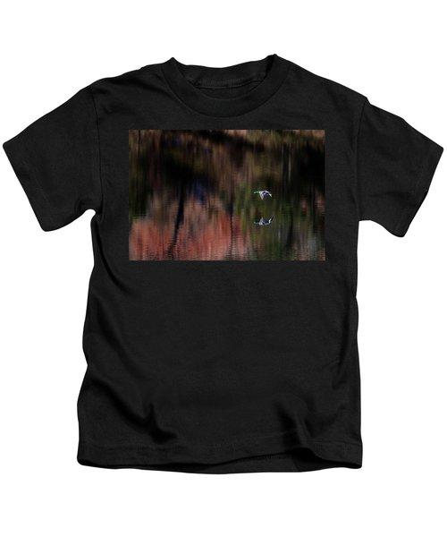 Duck Scape 3 Kids T-Shirt