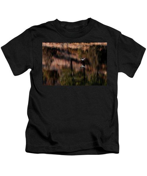 Duck Scape Kids T-Shirt