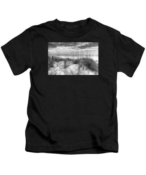 Dune Fences Kids T-Shirt