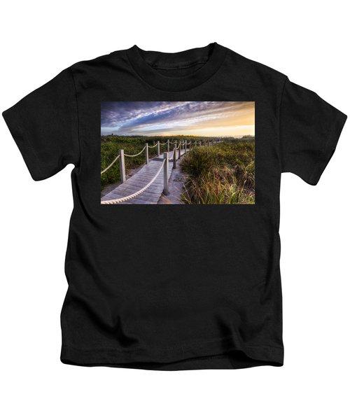 Dune Walk Kids T-Shirt