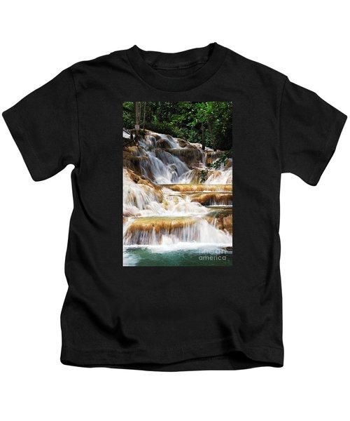 Dunn Falls Kids T-Shirt