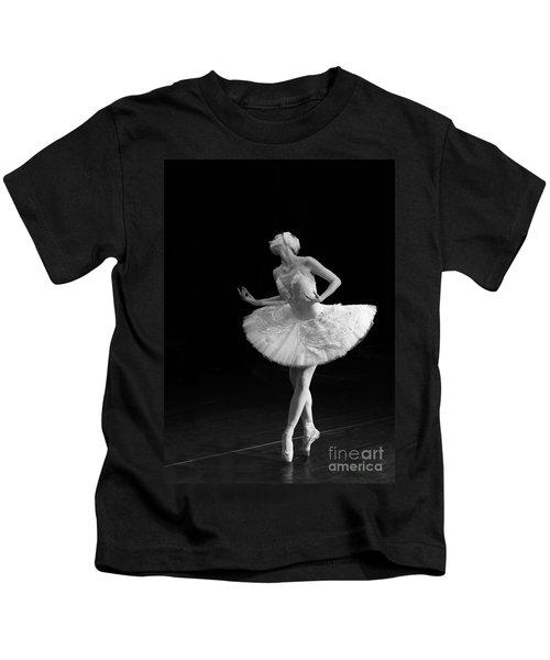 Dying Swan 3. Kids T-Shirt
