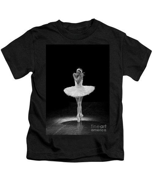 Dying Swan 5. Kids T-Shirt