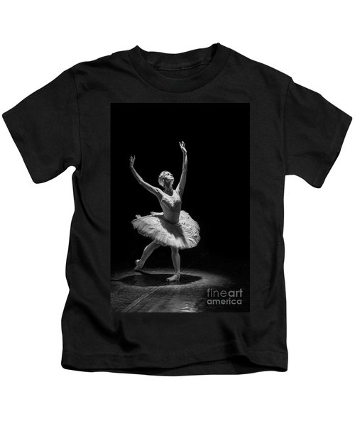 Dying Swan 6. Kids T-Shirt