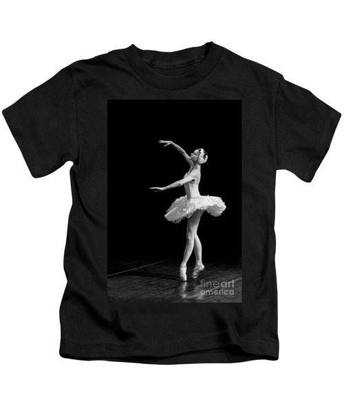 Dying Swan 8. Kids T-Shirt