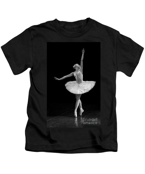 Dying Swan 9. Kids T-Shirt