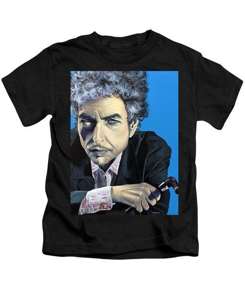 Dylan Kids T-Shirt by Kelly Jade King