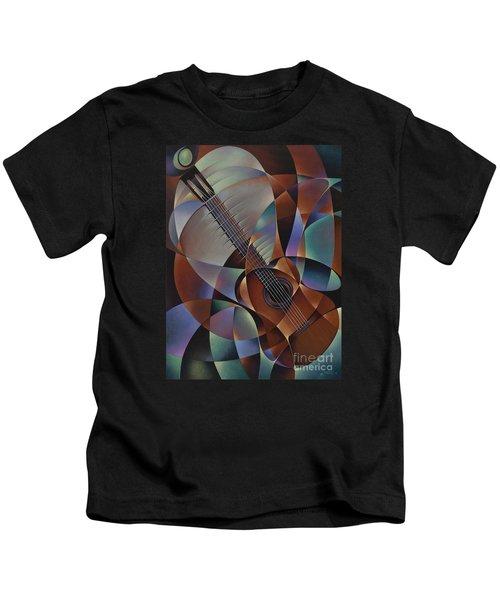 Dynamic Guitar Kids T-Shirt