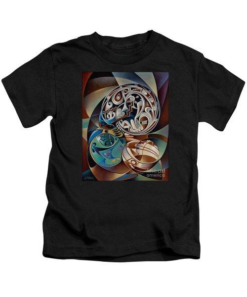 Dynamic Still Il Kids T-Shirt