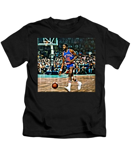 Earl Monroe Kids T-Shirt