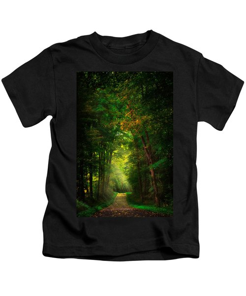 Early  Mist  Kids T-Shirt