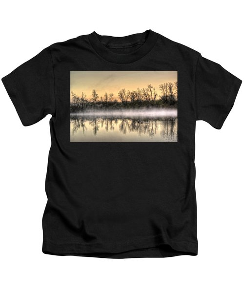 Early Morning Mist Kids T-Shirt