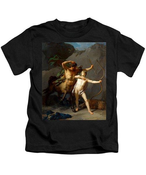 Education Of Achilles Kids T-Shirt