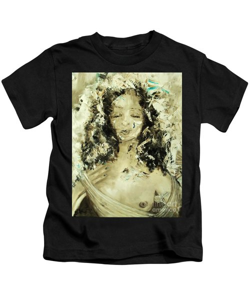 Egyptian Goddess Kids T-Shirt
