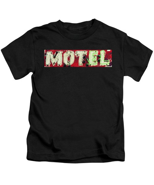 El Motel Kids T-Shirt