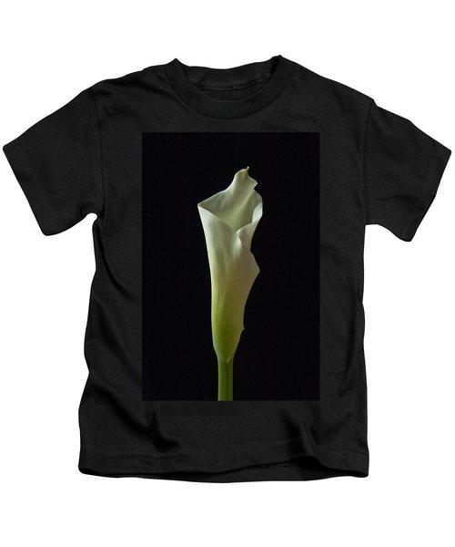 Elegance Calla Lily Kids T-Shirt