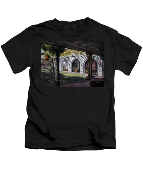 Elfrida Courtyard Kids T-Shirt