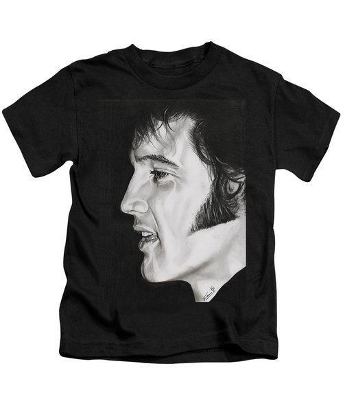 Elvis Presley  The King Kids T-Shirt