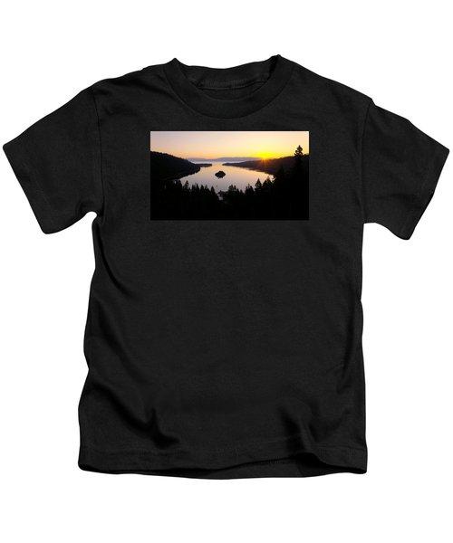 Emerald Dawn Kids T-Shirt
