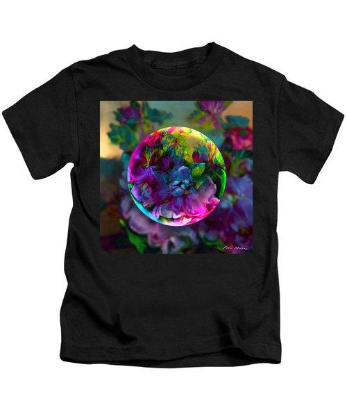 Emerging Spring  Kids T-Shirt