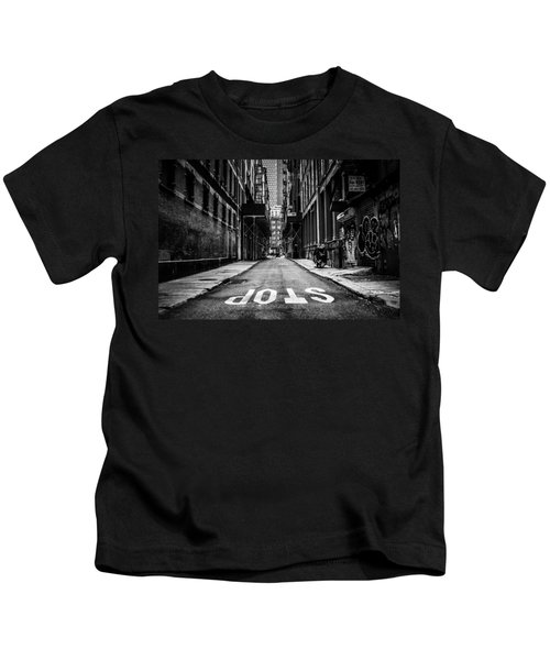 Empty Kids T-Shirt
