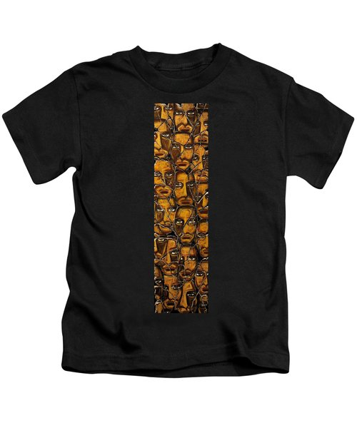 Empyreal Souls No. 5 - Study No. 1 Kids T-Shirt
