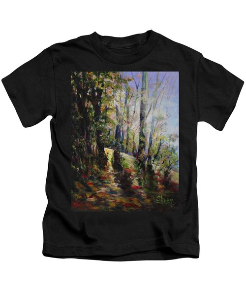 Enchanted Forest Kids T-Shirt