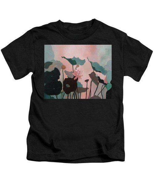 Enchanted Garden Kids T-Shirt