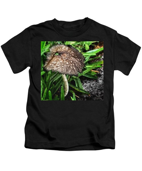 Enchanted Muchroom Kids T-Shirt