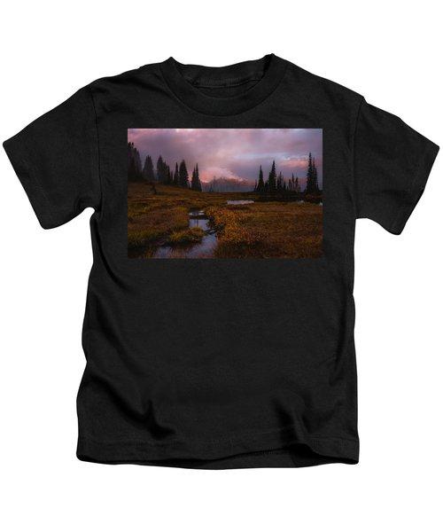 Engulfed II Kids T-Shirt