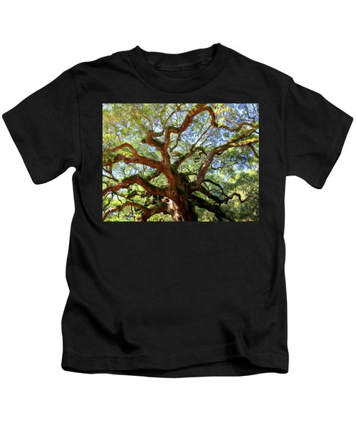 Entangled Beauty Kids T-Shirt