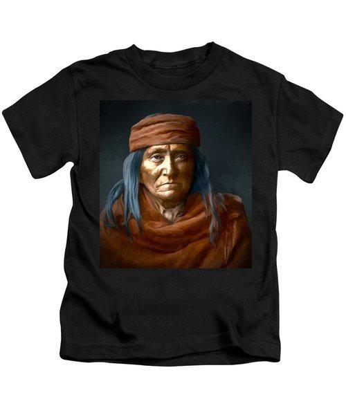 Eskadi - Apache Kids T-Shirt