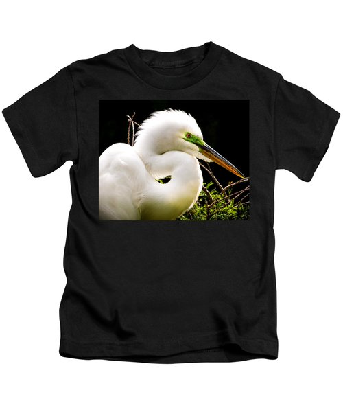 Essence Of Beauty Kids T-Shirt