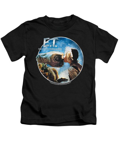Et - Gertie Kisses Kids T-Shirt