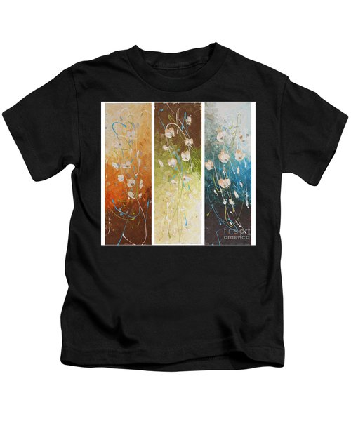 Evening Blossom Kids T-Shirt