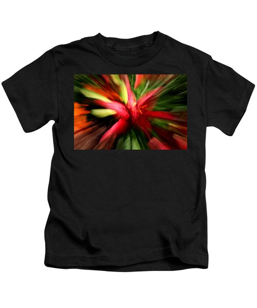 Exploding Lily Kids T-Shirt